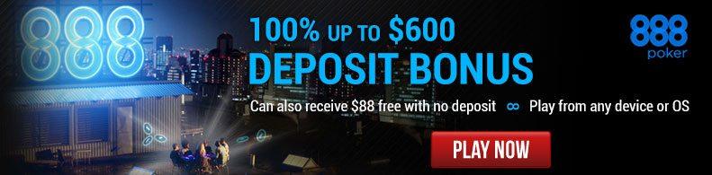 888 Bonus Code Poker Casino Sport Bingo 888 Com Bonus Code