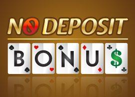 No Deposit Poker Bonus