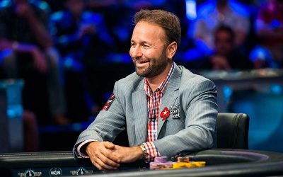 Daniel Negreanu Interview at EPT 9 London 2013