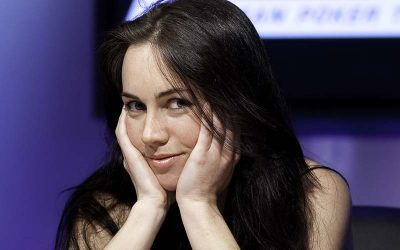 Liv Boeree Interview at EPT 9 London 2013